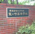 愛国学園大学附属龍ケ崎高校