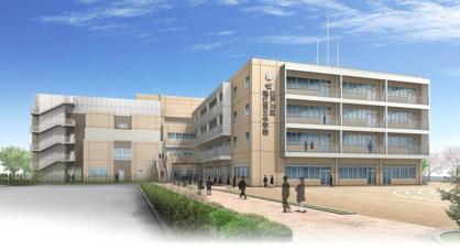 江戸川区立瑞江第三中学校の画像1