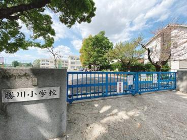 春日井市立勝川小学校の画像1
