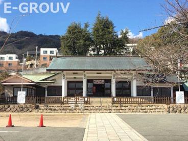 神戸護国神社の画像1