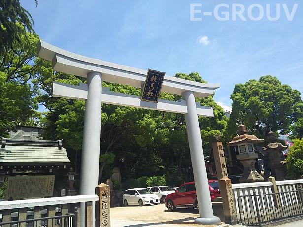 敏馬神社の画像