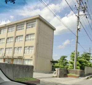 春日井市立坂下中学校の画像1