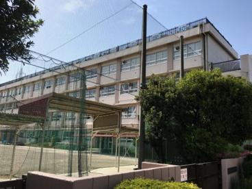 葛飾区立水元中学校の画像1