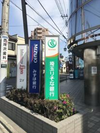 【無人ATM】埼玉りそな銀行 西所沢駅前出張所 無人ATMの画像1