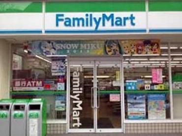 ファミリーマート上鷺宮二丁目店の画像1