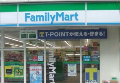 ファミリーマート(門前仲町1丁目店)の画像1
