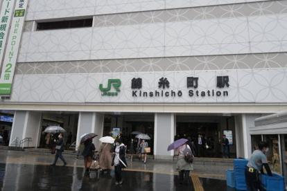 JR錦糸町駅の画像1