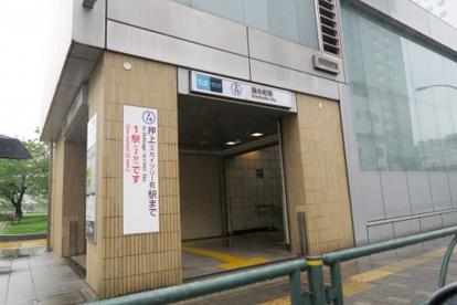 メトロ半蔵門線錦糸町駅の画像1