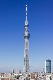 東京スカイツリー(R)の画像1