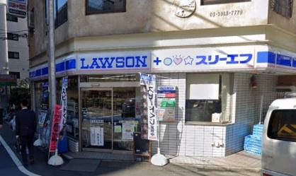 ローソン・スリーエフ 高円寺店の画像1