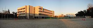 牛久市立牛久第一中学校の画像1