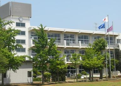 龍ケ崎市立八原小学校の画像1