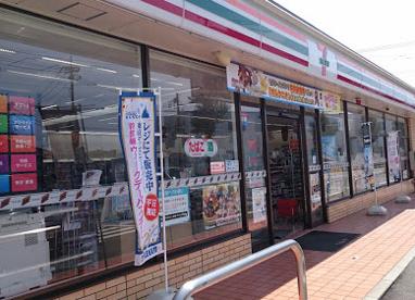 セブンイレブン 伊勢崎境下武士店の画像1
