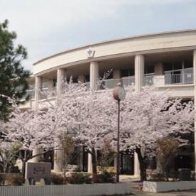 龍ケ崎市立愛宕中学校の画像1