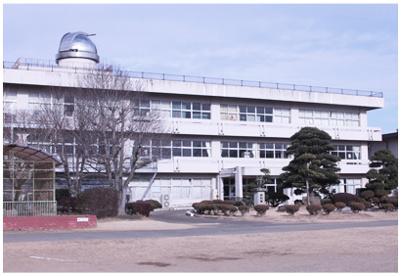 阿見町立阿見中学校の画像1