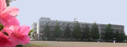 取手市立藤代南中学校の画像1