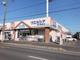 ウエルシア龍ヶ崎緑町店