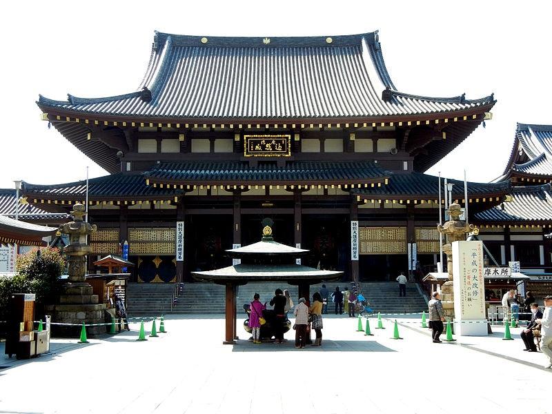 川崎大師(平間寺)の画像