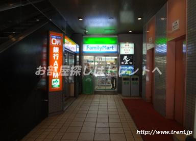 ファミリーマート 神楽坂下店の画像1