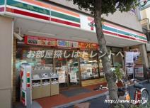 セブンイレブン新宿岩戸町店