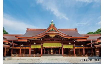 明治神宮の画像1