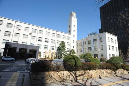 川崎市役所の画像1