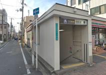 大阪メトロ千日前線「新深江」駅