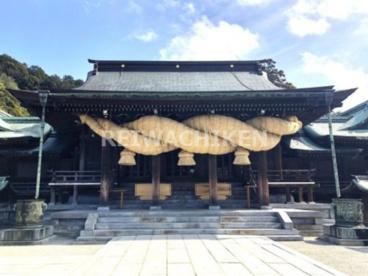 宮地嶽神社の画像1