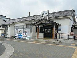 英賀保駅の画像1