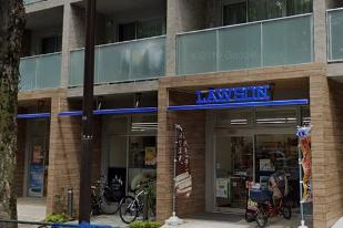ローソン 杉並阿佐ヶ谷北一丁目店の画像1