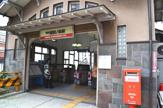 南海本線「諏訪ノ森」駅