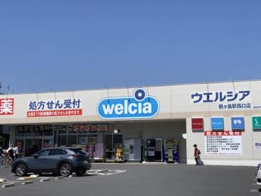 ウェルシア鶴ヶ島駅西口店の画像1
