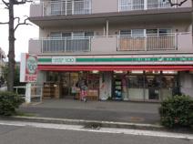 ローソンストア100 川崎下小田中店