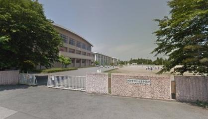 宇都宮市立古里中学校の画像1