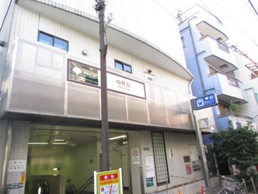 大江戸線 中井駅の画像2