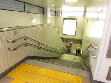 大江戸線 中井駅の画像3