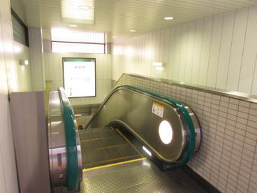 大江戸線 中井駅の画像4