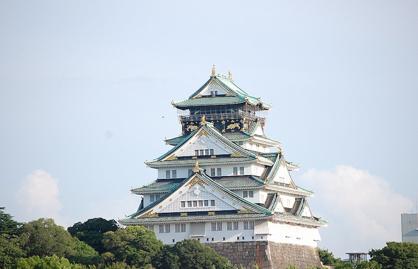 大阪城の画像1