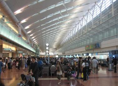羽田空港(東京国際空港)の画像2