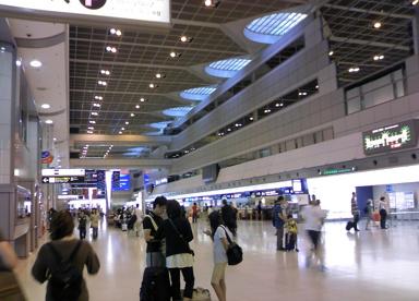 羽田空港(東京国際空港)の画像3