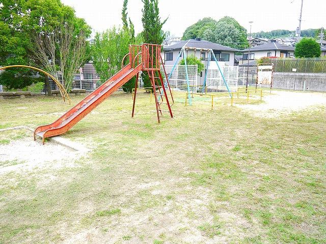 帝塚山一丁目児童公園の画像