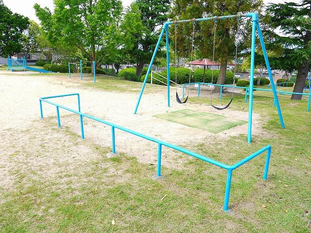 帝塚山一丁目第1号児童公園の画像
