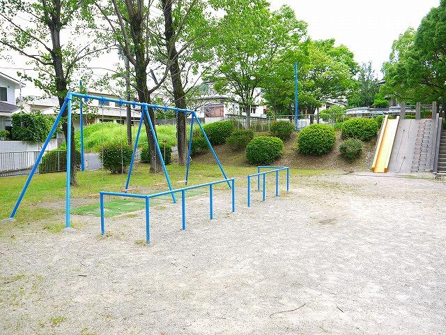 帝塚山五丁目児童公園の画像