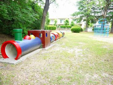 帝塚山五丁目児童公園の画像2