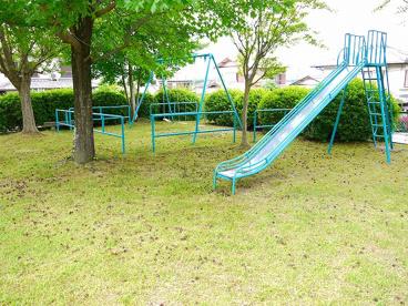 帝塚山三丁目第2号街区公園の画像1