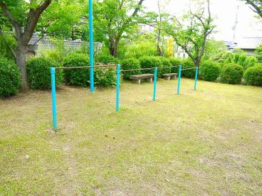 帝塚山三丁目第2号街区公園の画像2