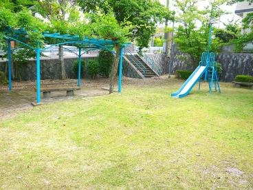 帝塚山中町第1号街区公園の画像1