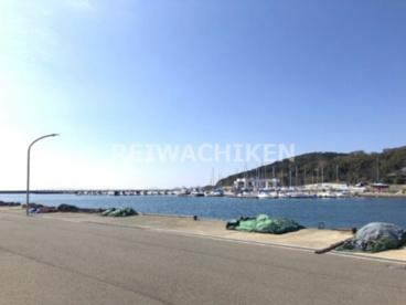 津屋崎漁港の画像1