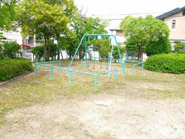 帝塚山中町第2号街区公園の画像2