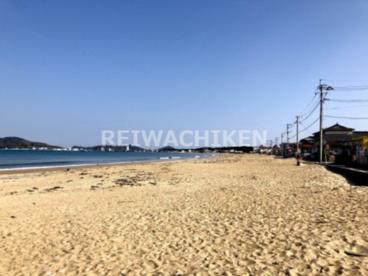 福間海岸海水浴場の画像1